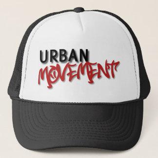 Boné urbano da bola do movimento