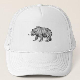 Boné Urso de preguiça