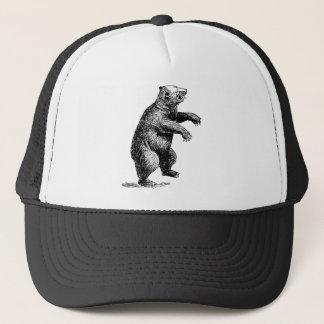 Boné Urso ereto