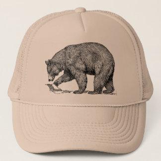 Boné Ursos pretos
