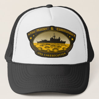 Boné USS Cheesecutter