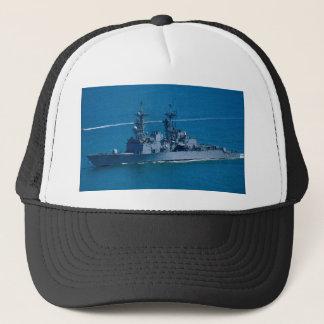 "Boné USS Elliott"", San Diego, Califórnia, EUA"
