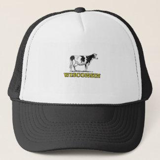 Boné Vaca de leiteria de Wisconsin
