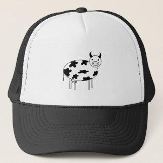 Boné Vaca ilustrada