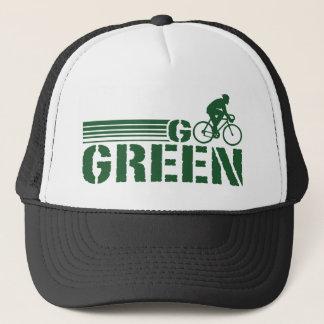 Boné Vai o ciclismo verde (o homem)