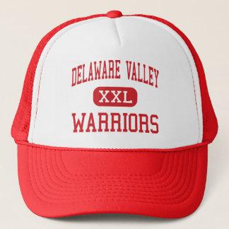 Boné Vale de Delaware - guerreiros - alto - Milford