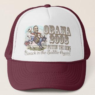 Boné Vaqueiro 2008 de Obama