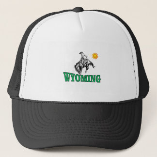 Boné Vaqueiro de Wyoming
