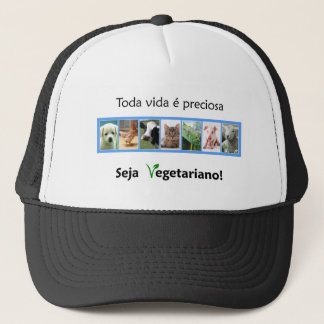 Boné Vegetarianismo