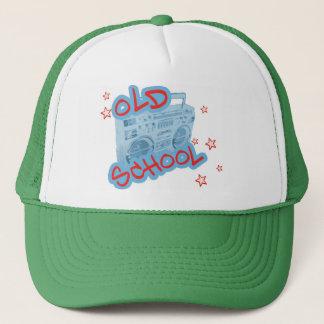 Boné velha escola