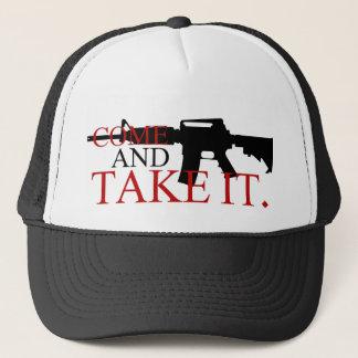 Boné Vem tomar-lhe o chapéu do camionista