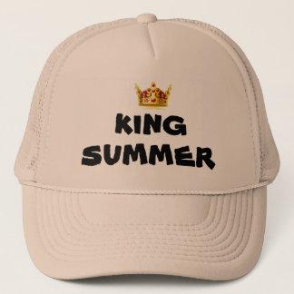 Boné verão do rei