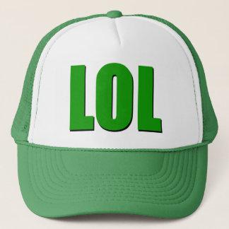 Boné Verde de LOL