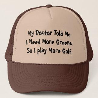 Boné Verdes do golfe