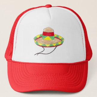 Boné Vermelho mexicano de Cinco de Mayo do chapéu da