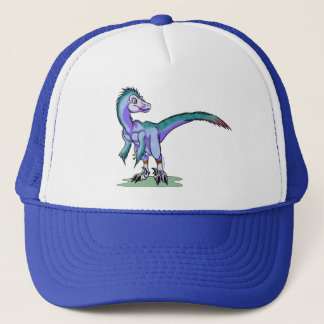 Boné Versão do GELO do chapéu do raptor de Toon