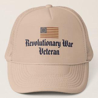 Boné Veterano de guerra revolucionário