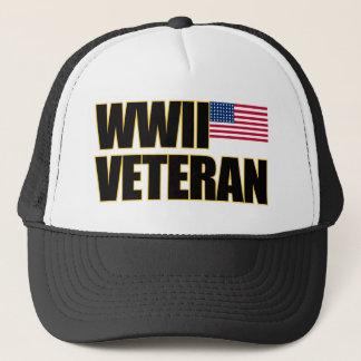 Boné Veterano de WWII
