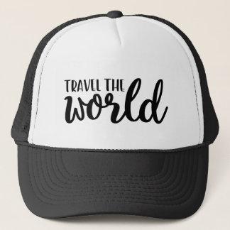 Boné Viaja o mundo