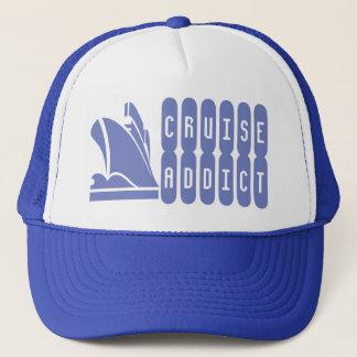 Boné Viciado do cruzeiro. Um chapéu para o amante do