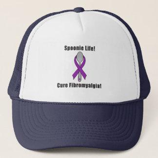 Boné Vida de Spoonie: Consciência da fibromialgia