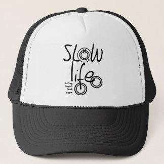 Boné vida lenta