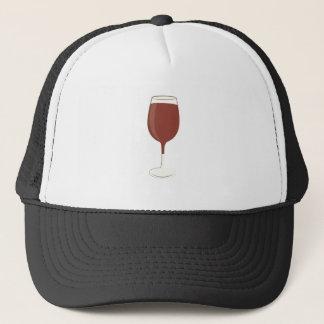Boné Vidro de vinho