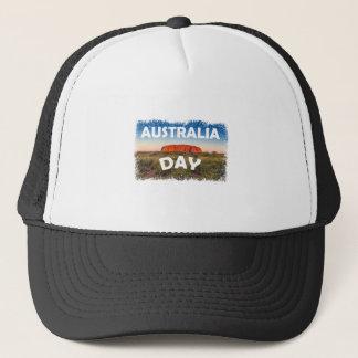 Boné Vigésimo sexto janeiro - dia de Austrália