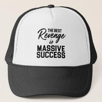 Boné Vingança do sucesso