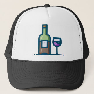 Boné Vinho