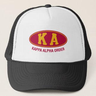 Boné Vintage alfa da ordem | do Kappa