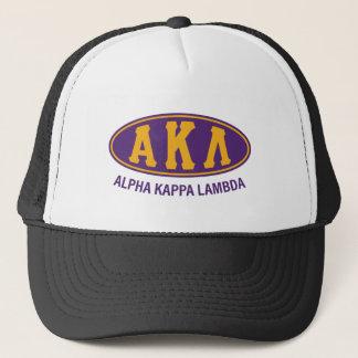 Boné Vintage alfa do Lambda | do Kappa