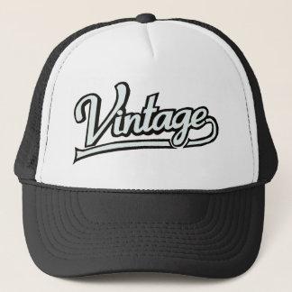 Boné Vintage customizável