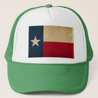 Boné VINTAGE da bandeira do estado de Texas