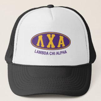 Boné Vintage do alfa | do qui do Lambda