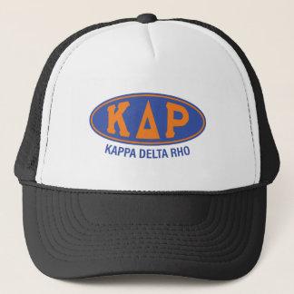Boné Vintage do ró | do delta do Kappa