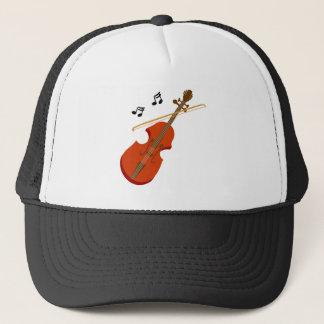 Boné Violino Violine de Geige