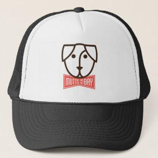 Boné Vira-latas para o chapéu do camionista da baía no