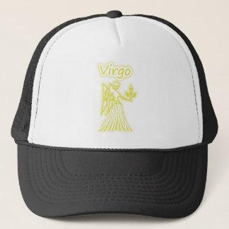 Boné Virgo brilhante