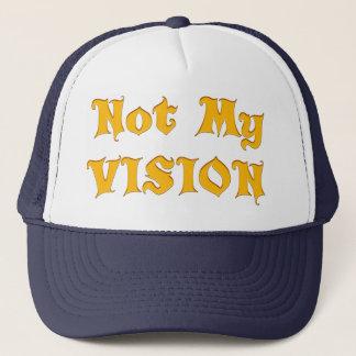 Boné Visão seu design não minha visão mas sua visão