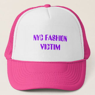BONÉ VÍTIMA DA FORMA DE NYC