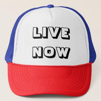 Boné Vive agora o chapéu