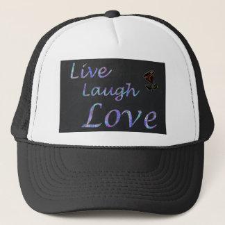 Boné Vive o amor do riso