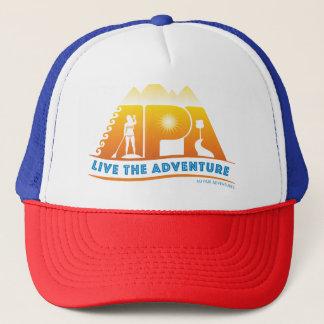 Boné Vive o chapéu da aventura