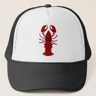 Boné Você & eu são lagostas