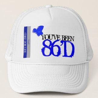 """Boné """"Você foi 86' malha Ballcap de D"""""""