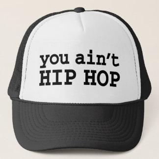 Boné você não é HIP HOP