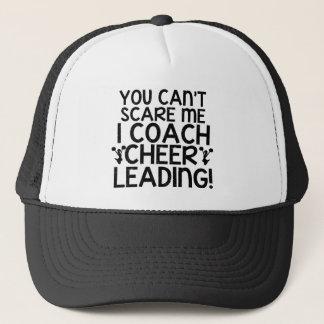 Boné Você não pode susto mim, mim treina Cheerleading!
