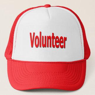 boné voluntário