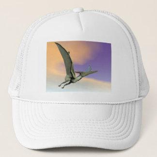 Boné Vôo do dinossauro de Pteranodon - 3D rendem
